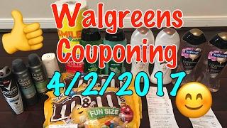 Walgreens 4/2/2017  $0.49 Body Wash & NO BEEPING COUPONS 👌🏽