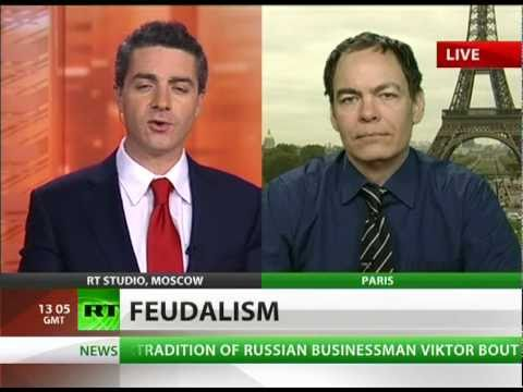 Max Keiser: Irish govt slaves to IMF terror machine!