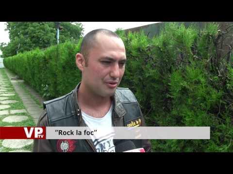 """Rock la foc"""