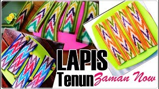 Video KUE LAPIS TENUN ZAMAN NOW ANTI GAGAL [Lapis Tenun] MP3, 3GP, MP4, WEBM, AVI, FLV Juni 2019