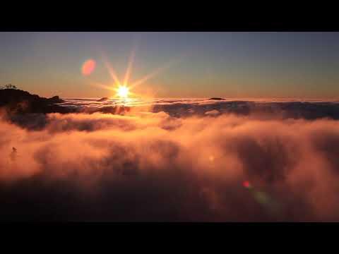 阿里山-秋季雲海