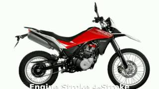 5. 2013 Husqvarna TR 650 Terra - Details and Features