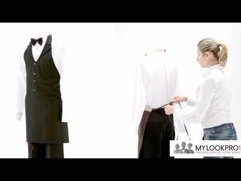 Mylookpro Vêtements de restauration et service