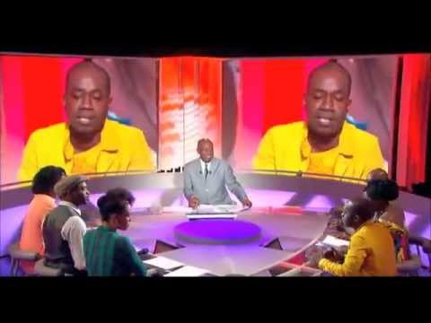 Extrait de l'mission Canal + Afrique avec WOZ KALY. 