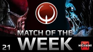 Nonton Match of the week #21 - EVIL vs. ASH (Spring Season Cup 10) Film Subtitle Indonesia Streaming Movie Download