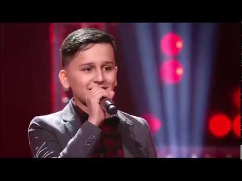 Gdy 13-latek zdradził, co zaśpiewa, nikt nie wierzył, że mu się uda. Po chwili jury zerwało się z krzeseł…