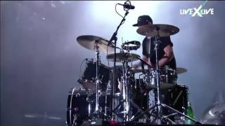 Royal Blood   Iron Man Cover Live At Rock in Rio 2015