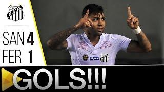 Inscreva-se na Santos TV e fique por dentro de todas as novidades do Santos e de seus ídolos! http://bit.ly/146NHFU Conheça o site oficial do Santos FC: www....
