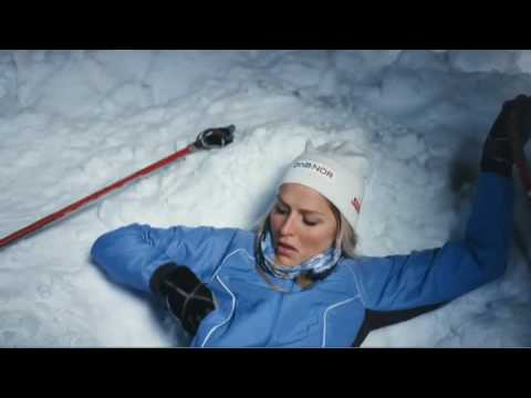 Лыжные гонки и легкая атлетика