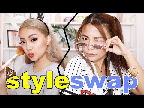 STYLE SWAP with Rei Germar