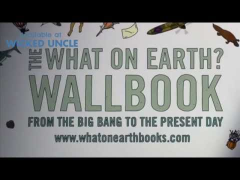 Youtube Video for Big Bang to Present Day - Giant History Wallbook