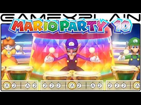 mario party 10 wii u amazon