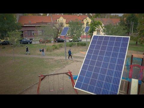 Η ηλιακή ενέργεια χτίζει γέφυρες μεταξύ Σερβίας και Κροατίας…