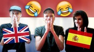 Jullie hebben er om gevraagd en hier is hij dan! Ik leer ze deze keer nederlandse woorden/zinnen HAHA het gaat ze niet zo...