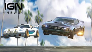 Netflix orders Fast and Furious Animated TV Series - IGN News