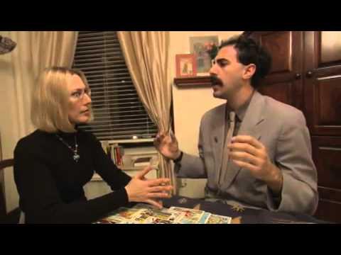 Best Scenes From Borat! Funny!