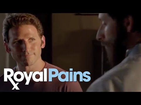 Royal Pains 5.02 Clip
