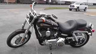 10. 309113 - 2013 Harley-Davidson Dyna Super Glide 110th Anniversary FXDC - Used Motorcycle For Sale
