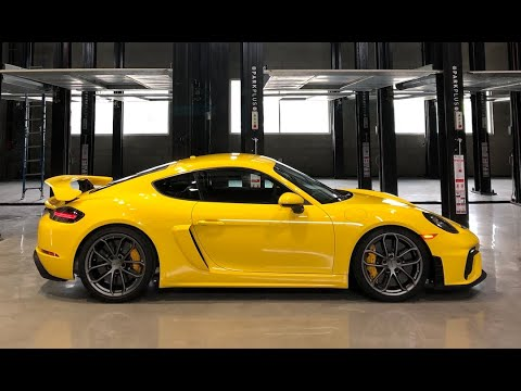 The 2021 Porsche Cayman GT4 Still Needs One Mod to Be Perfect - One Take