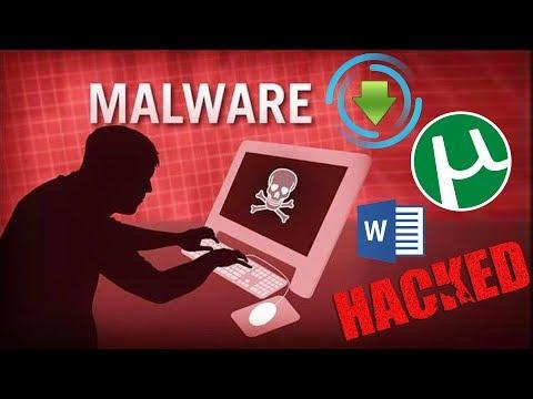 Вирус в Microsoft Office | Как заражают компы через Mediaget (видео)