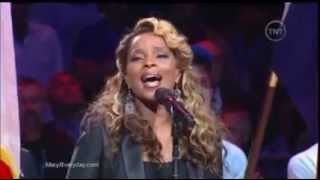 Mary J. Blige – 2012 NBA All-Star Game