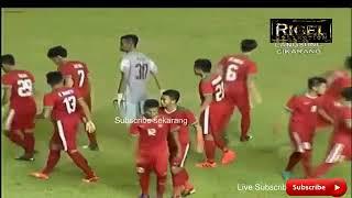Video Siaran ulang timnas u-19 indonesia vs thailand u-19 MP3, 3GP, MP4, WEBM, AVI, FLV November 2017