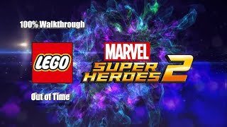LEGO Marvel Super Heroes 2 100% Walkthrough - Out of Time