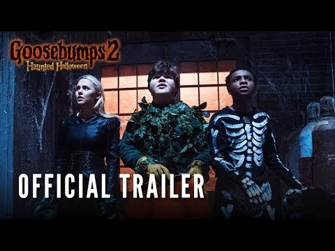 GOOSEBUMPS 2 - Official Trailer (HD)