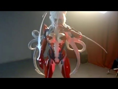 Witchblade Latex Costume Cosplay By Andromeda-latex.com