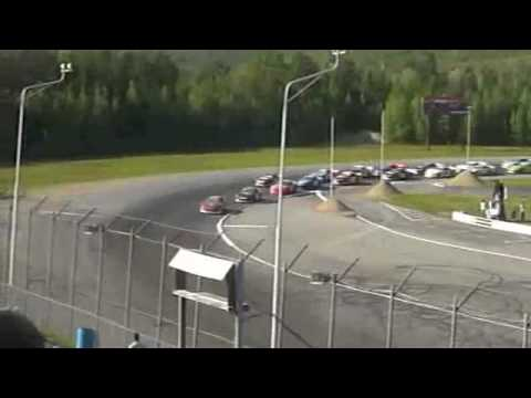 American Canadian Tour at Oxford Plains Speedway