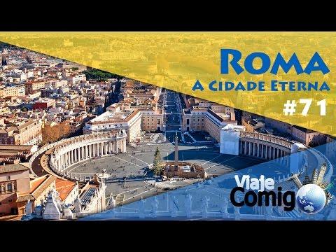 Roma  cidade eterna!