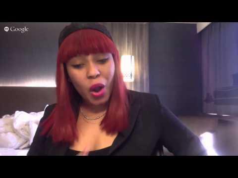 VIDEO: #BBAngola – Hangout Luna