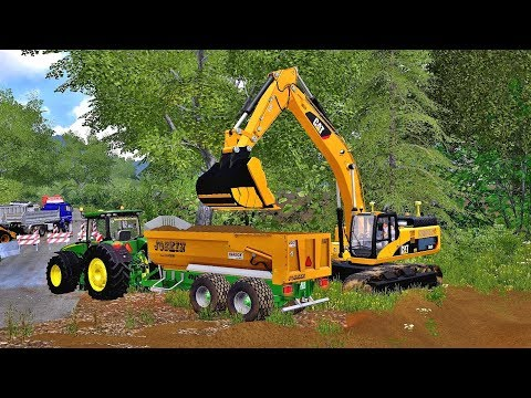 Caterpillar 345D Pack v1.0.0.0