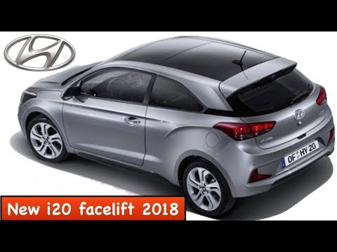 Video New Hyundai i20 2018 Facelift Launch,Features and Specifications download in MP3, 3GP, MP4, WEBM, AVI, FLV January 2017