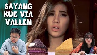 Video VALLENS CAKE Via Vallen !! Kue Artis Paling Populer ?? MP3, 3GP, MP4, WEBM, AVI, FLV Juni 2018