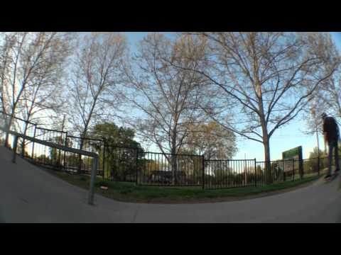 Team Ninja Midget goes to Rusch and Maidu Skateparks!!!