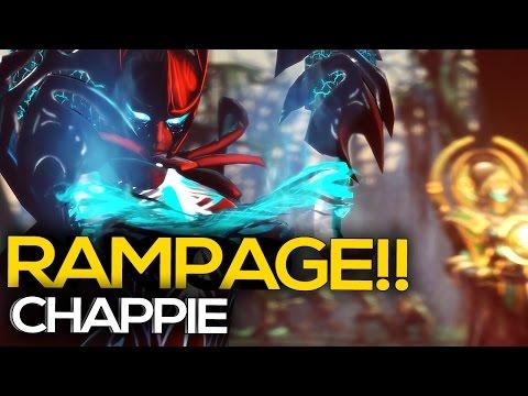 Empire.Chappie HYPE RAMPAGE vs. Virtus Pro Dota 2 Major