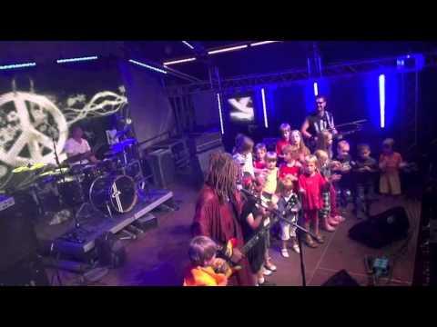 TM STEVENS & SHOCKA ZOOLOO - live at the Kulturfestival - München