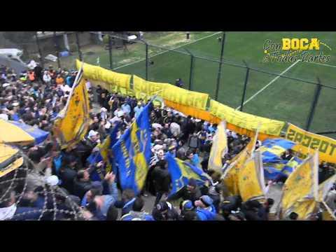 Video - En Argentina hay una banda, es la gloriosa Número 12 - La 12 - Boca Juniors - Argentina