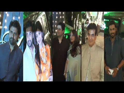 Shilpa Shetty Diwali Celebration Party With Bollywood Celebs