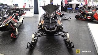 5. 2015 Polaris 800 Switchback Assault 144 Sled - Walkaround - 2014 Toronto ATV Show