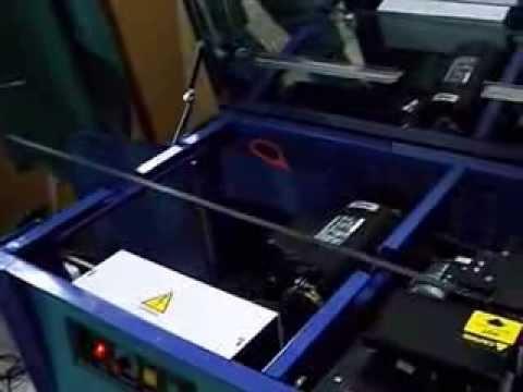 Flejadora EM 201 Funcionamiento