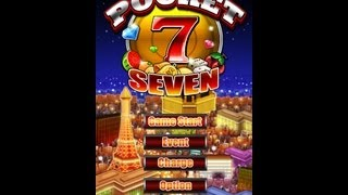 Pocket Seven ★ Slots YouTube video