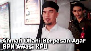 Video Ahmad Dhani Jalani Sidang Tuntutan Hari Ini, Sang Musisi Sempat Sampaikan Pesan ke BPN Prabowo-Sandi MP3, 3GP, MP4, WEBM, AVI, FLV April 2019