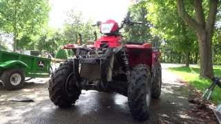 6. Polaris Sportsman 700cc issues and problems and solutions