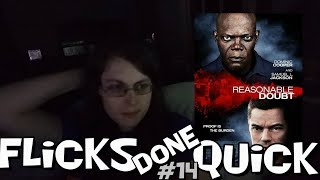 Reasonable Doubt (2014) Movie Review - Flicks Done Quick #14