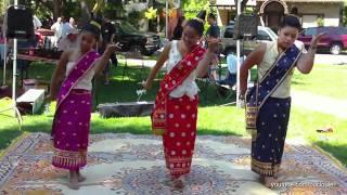 Video Lao Girls - Duang Champa Dance MP3, 3GP, MP4, WEBM, AVI, FLV Juni 2018