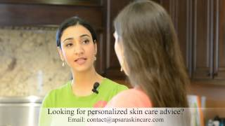 Easy homemade face mask for skin discoloration and pigmentation - YouTube