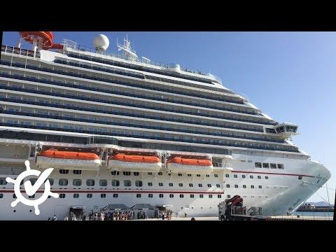 Carnival Vista: Live-Rundgang
