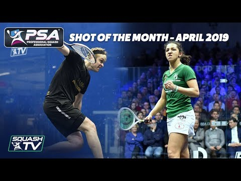 Squash: Shot of the Month - April 2019 Contenders